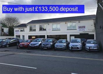 Thumbnail Retail premises for sale in Brecon Road, Merthyr Tydfil