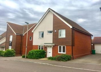 Thumbnail 4 bedroom property to rent in Corfe Meadows, Broughton, Milton Keynes