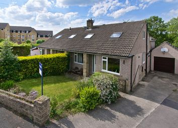 Thumbnail 4 bed semi-detached house for sale in Springfield Avenue, Ilkley