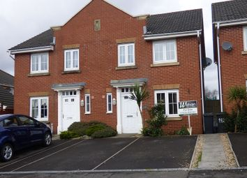 Thumbnail 3 bed property for sale in 118 Crymlyn Parc, Skewen, Neath .