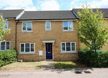 Thumbnail 2 bed terraced house for sale in Bittern Grove, Soham, Ely