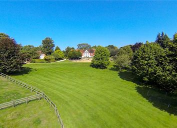 Thumbnail 5 bed equestrian property for sale in Englefield Park, Coopers Hill Lane, Englefield Green, Egham