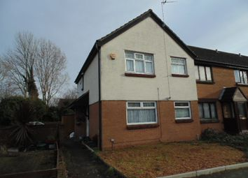 Thumbnail 1 bedroom semi-detached house to rent in Manordene Road, Thamesmead, London