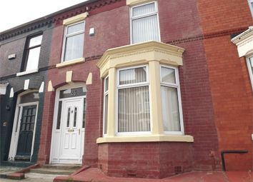 Thumbnail 5 bedroom terraced house to rent in Ancaster Road, Aigburth, Liverpool