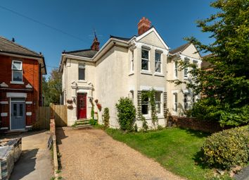 Station Road, Netley Abbey SO31. 4 bed semi-detached house