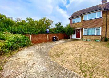 Caliph Close, Riverview Park, Gravesend, Kent DA12. 3 bed semi-detached house