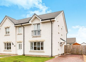 Thumbnail 3 bed semi-detached house for sale in Earl Matthew Avenue, Arbroath