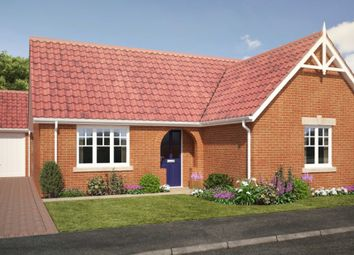 Thumbnail 2 bedroom detached bungalow for sale in Wood Street, Doddington, March