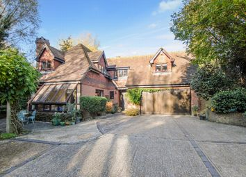 Thumbnail 5 bed detached house for sale in Station Road, Hythe