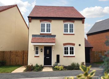 "Thumbnail 3 bed detached house for sale in ""The Clarendon"" at Marsh Lane, Nantwich"