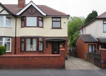 Thumbnail 3 bed semi-detached house for sale in St Georges Road, St Helens