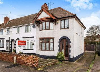 Thumbnail 3 bedroom end terrace house for sale in Whitgreave Street, West Bromwich