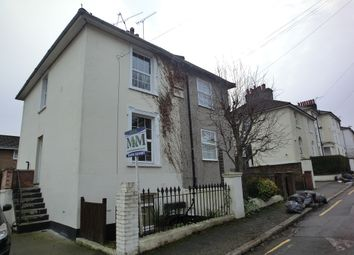 Thumbnail 2 bed maisonette to rent in Albion Road, Gravesend
