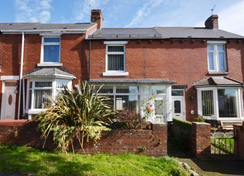 Thumbnail 2 bed terraced house to rent in Garden Terrace, Stanley
