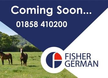 Thumbnail Detached house for sale in Kilby, Wigston, Leicestershire