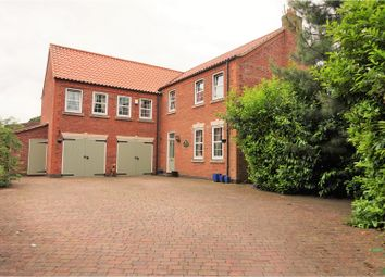 Thumbnail 5 bedroom detached house for sale in Russet Lane, Wrawby