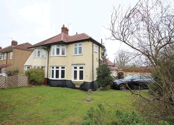 3 bed semi-detached house for sale in Wincrofts Drive, London SE9