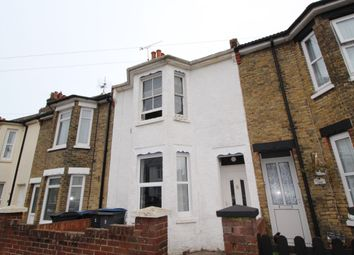 Thumbnail 2 bed terraced house for sale in Downs Road, Walmer, Deal