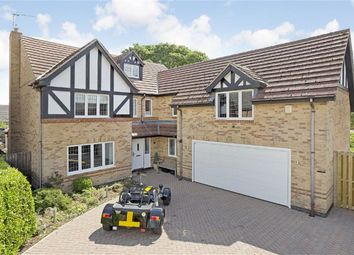 Thumbnail 7 bed detached house for sale in Brinklow Way, Harrogate, North Yorkshire