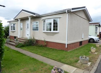 Thumbnail 2 bed mobile/park home for sale in Hill Top Park, Rugby Road, Princethorpe, Rugby, Warwickshire