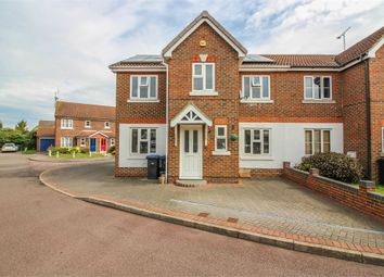 Thumbnail 5 bed semi-detached house for sale in Westbury Rise, Church Langley, Harlow, Essex