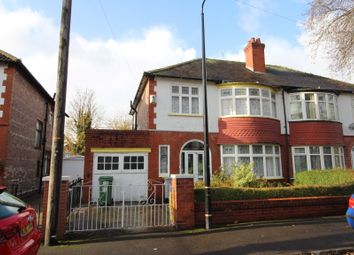 3 bed semi-detached house for sale in Auburn Road, Old Trafford, Manchester M16