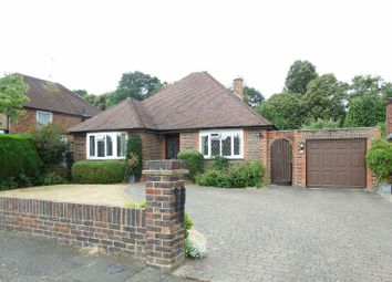 Thumbnail 3 bed bungalow to rent in Hillside, Woking