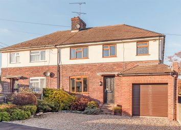 Thumbnail 3 bed semi-detached house for sale in Church Close, Mountnessing, Brentwood