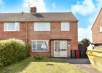 Thumbnail 3 bedroom end terrace house to rent in Virginia Way, Reading, Berkshire