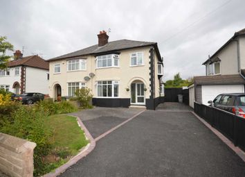 Thumbnail 3 bed semi-detached house for sale in Fairacres Road, Bebington, Wirral