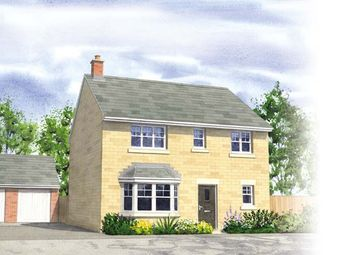 Thumbnail 4 bed detached house for sale in Oakham Road, Greetham, Rutland