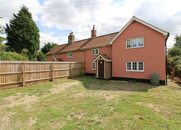 Thumbnail 3 bed cottage for sale in Rectory Road, Brome, Eye