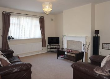 Thumbnail 2 bedroom flat for sale in Cwrt Llanwonno, Mountain Ash