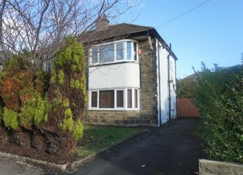Thumbnail 2 bed semi-detached house for sale in Broughton Avenue, Bradford