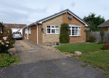 Thumbnail 3 bed detached bungalow for sale in Martin Way, Skegness