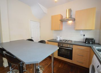 Thumbnail 5 bed terraced house to rent in Ash Road, Headingley