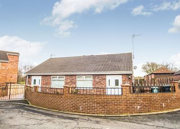 Thumbnail 4 bed bungalow for sale in Middlecroft Road, Leeds