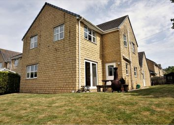 Thumbnail 4 bed detached house for sale in Regal Court, Dewsbury