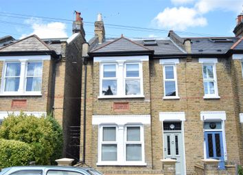 Thumbnail 3 bedroom end terrace house for sale in Florence Road, London