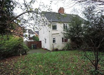 Thumbnail 2 bed semi-detached house to rent in Harcourt Road, Camberley
