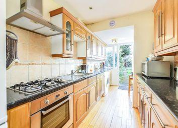 Thumbnail 4 bedroom terraced house to rent in Hillcross Avenue, Morden