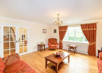 Thumbnail 5 bed detached house for sale in Dros Olwg Y Mynydd, Lewistown, Bridgend