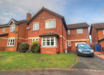 Thumbnail 5 bed detached house for sale in Milburn Close, Riverside Park, Chester Le Street