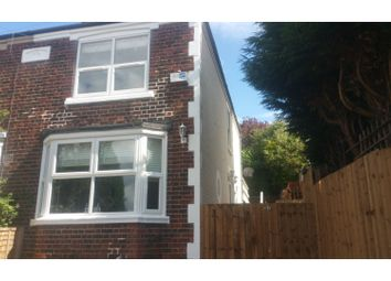 Thumbnail 2 bed semi-detached house for sale in Blue Bell Hill Road, Nottingham