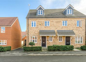 Thumbnail 4 bed semi-detached house for sale in Trinity Road, Abington Vale, Northampton, Northamptonshire