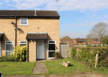 Thumbnail 1 bed end terrace house for sale in Mars Close, Wokingham