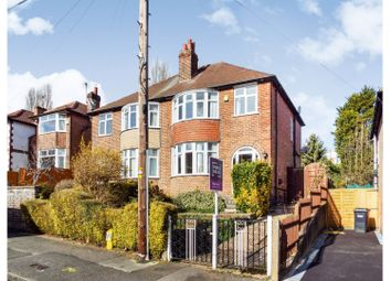 3 bed semi-detached house for sale in Foxhill Road, Nottingham NG4
