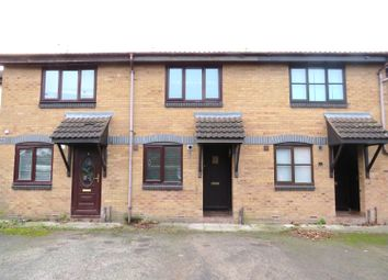 Thumbnail 2 bed terraced house for sale in Rosebery Close, Hereford