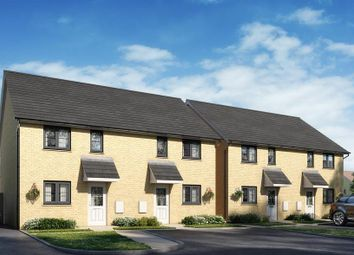 "Thumbnail 3 bedroom semi-detached house for sale in ""Barwick"" at Marsh Lane, Harlow"