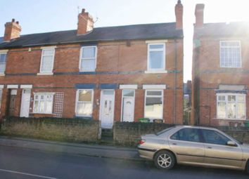 Thumbnail 2 bed terraced house to rent in Bobbers Mill Road, Nottingham